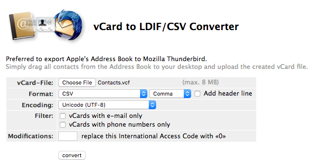How to Export Mac Contacts to CSV and Excel (macOS Mojave Included)