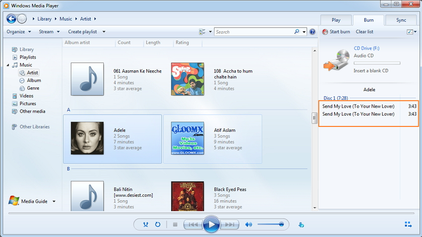 How to Convert WAV to MP3 on Windows without iTunes Step 2