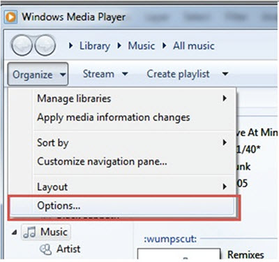 How to Convert WAV to MP3 on Windows without iTunes Step 3