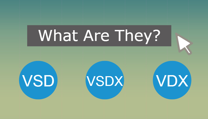 What is a VSD file