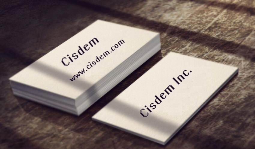 why business card matters?