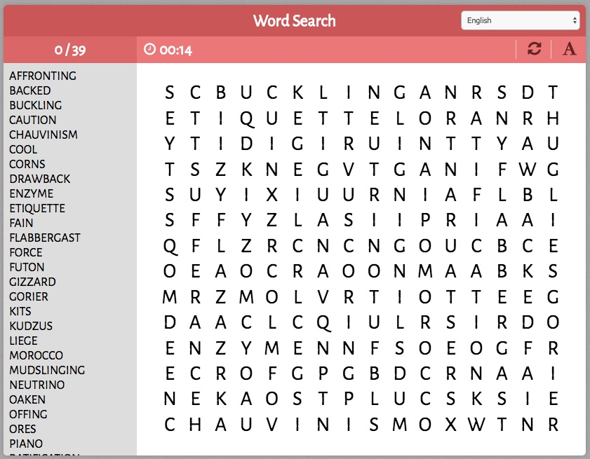 Top 15 Free Printable Christmas Word Search PDF For 2018
