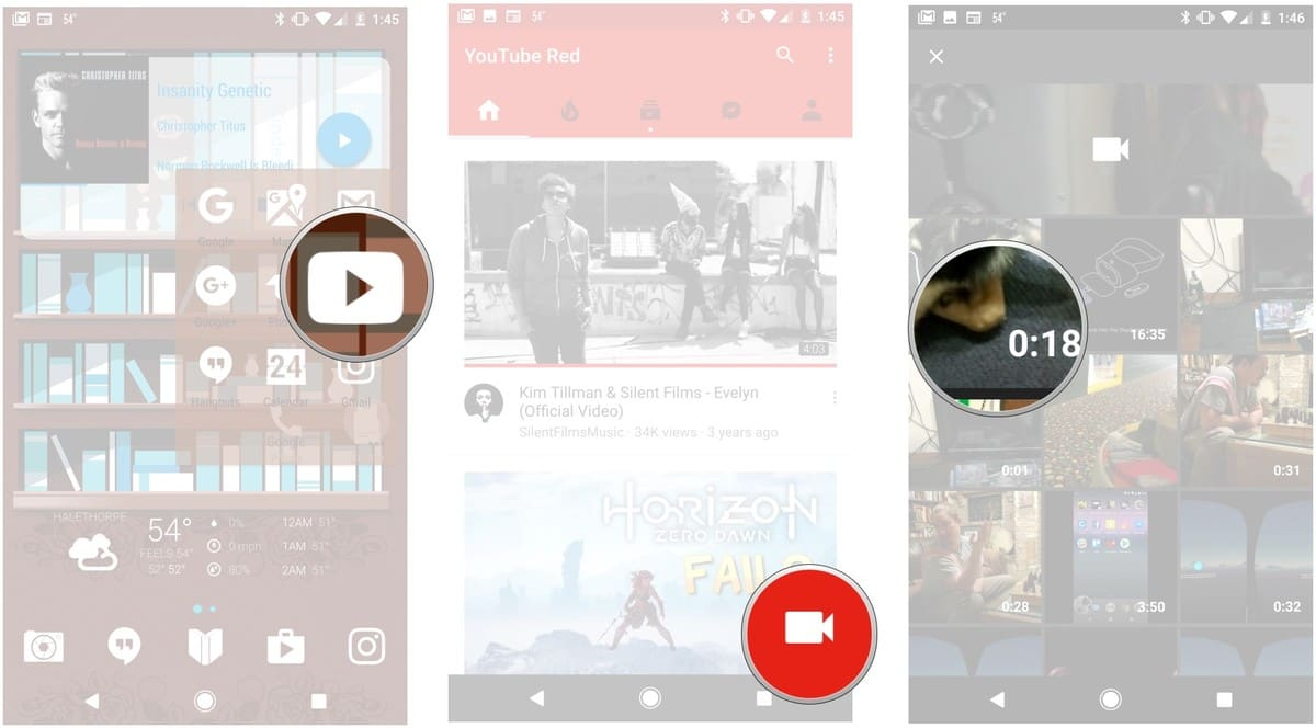 youtube hd video upload for android 01