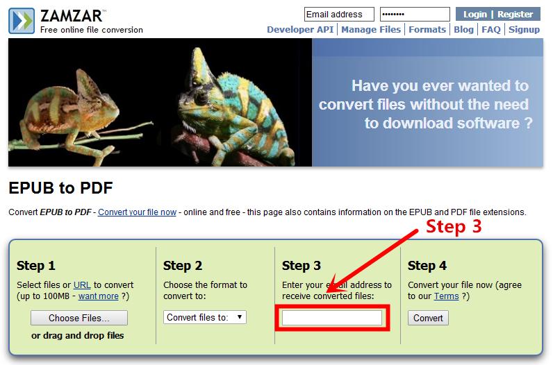 convert epub to pdf free 02