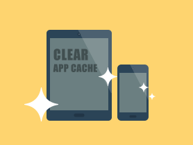 How to clear app cache on iphone or ipad one solution to clear app cache and data on iphone having lots of cached files on iphone try cisdem iphone cleaner below to clear app cache and data on ccuart Images